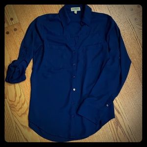 Express Portofino xs dark blue